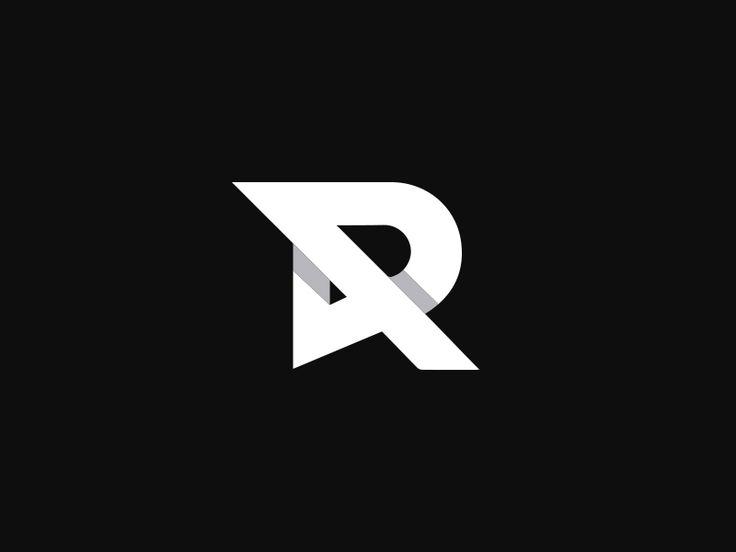 R by matthieumartigny #Design Popular #Dribbble #shots