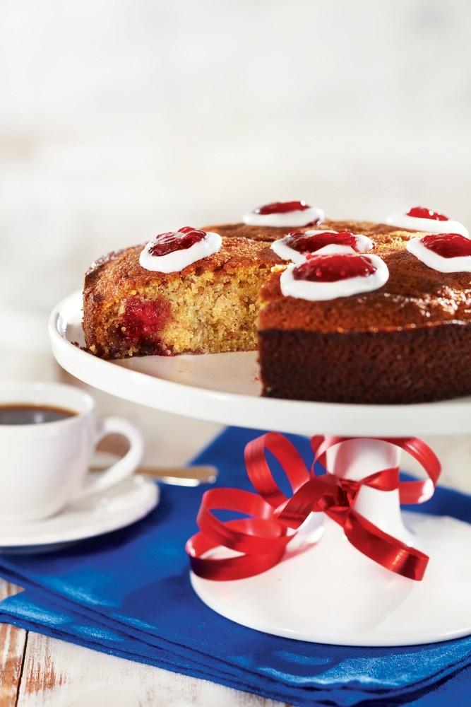 Runebergin kakku   K-ruoka #runeberginpäivä