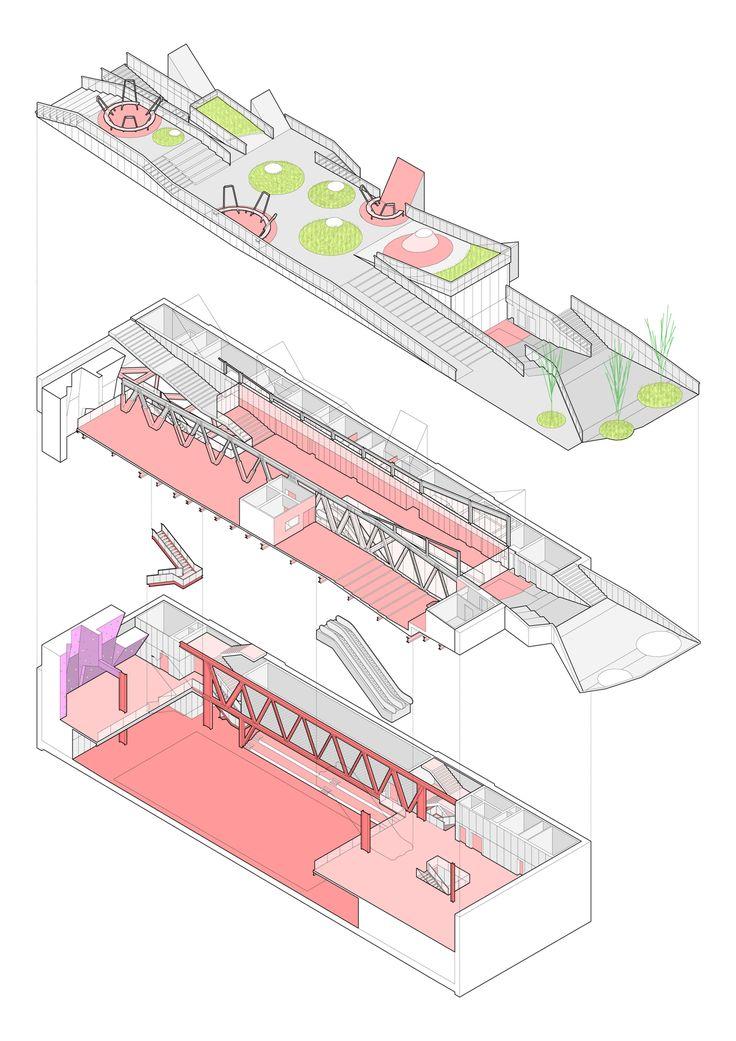 Galeria de Teruel-zilla / Mi5 Arquitectos + PKMN [pacman] - 11
