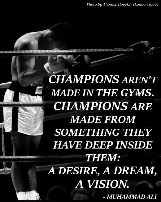 Muhammad Ali Top 10 Quotes: 25+ Best Muhammad Ali Quotes Ideas On Pinterest