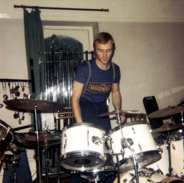 Phil Collins and beautiful drums!