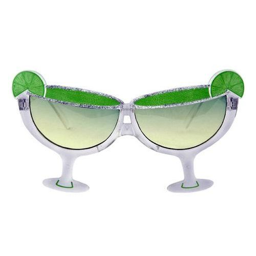 Um, we're going to need these for #StPatricksDay (or any day)!!! #margarita #sunglasses