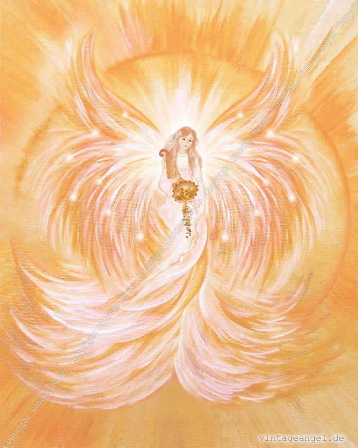 Золотые ангелы картинки