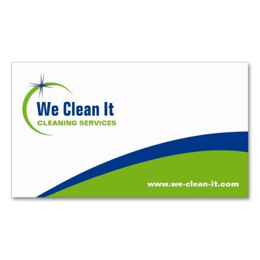 217 best eco green business card templates images on pinterest eco cleaning service business card accmission