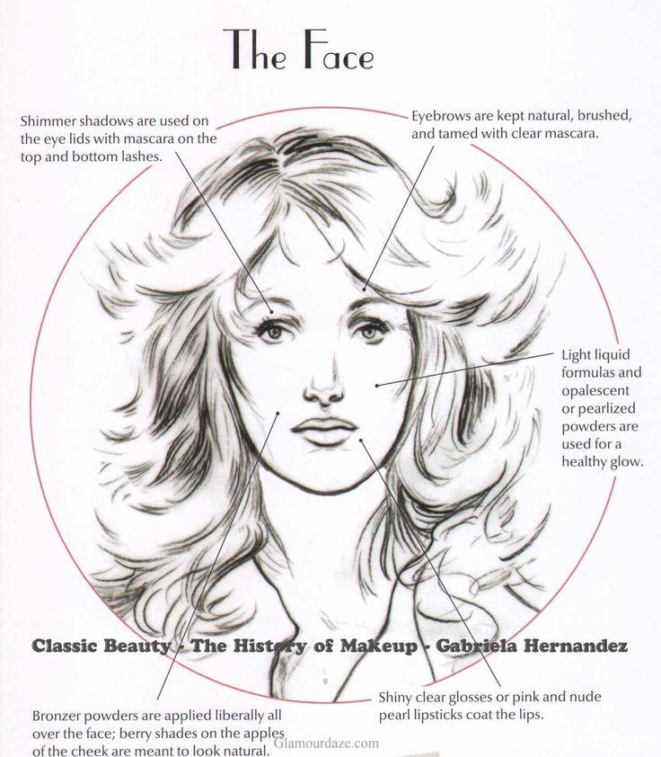 The-1970s-Face---makeup-look