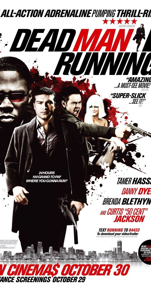 Directed by Alex De Rakoff.  With Esmé Bianco, Brenda Blethyn, Danny Dyer, 50 Cent. A loan shark gives ex-con Nick a period of 24 hours in order to pay back the money he owes. Up against it, Nick involves his best mate on a multi-part mission in order to raise the cash before it's too late for them both.