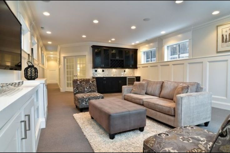 Basement Walls Ideas Entrancing Decorating Inspiration