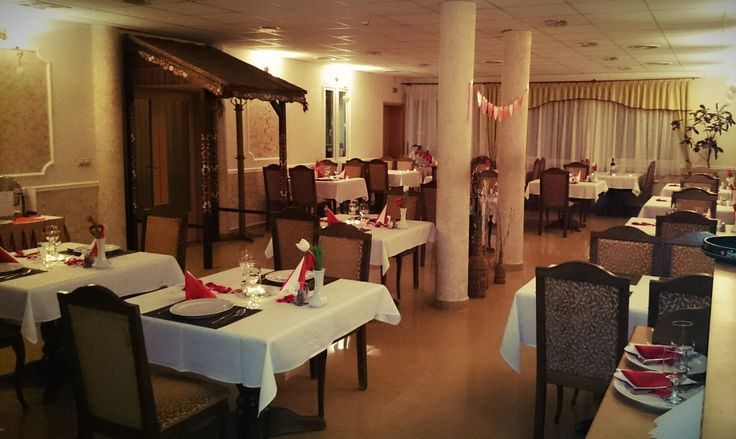 One of the styles of the Restaurant
