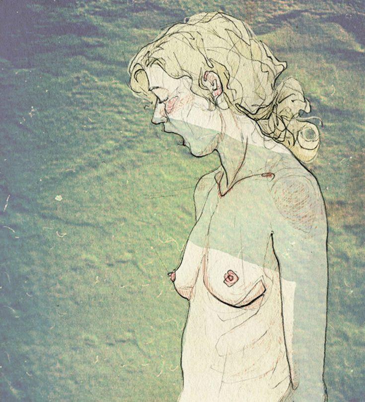 Natural de Sevilha, na Espanha, Adara não sabe dizer exatamente quando começou a desenhar. Fascinada pela anatomia e a atividade diária de despir-se, suas obras giram em torno da intimidade e sensu…