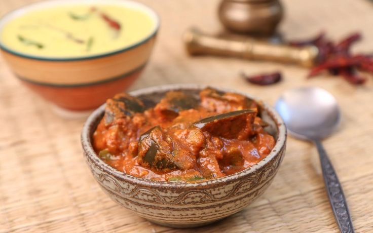 This Baingan Masala Recipe packs flavours from roasted eggplants and tomatoes. Serve with Phulkas and some salad for a complete meal.