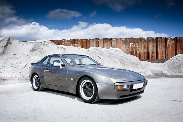 Porsche 944. Almost was my first car... Someday soon hopefully!