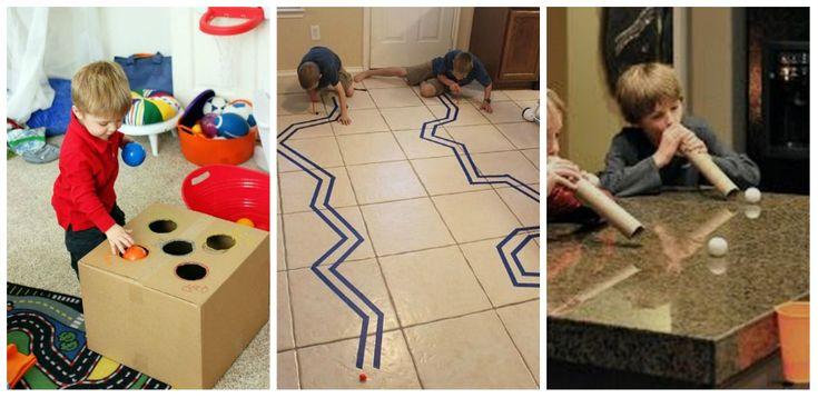 Idei de jocuri creative pentru a le ocupa timpul liber micutilor vostri Pentru o dezvoltare armonioasa toti copii au nevoie de activitati distractive. De aceea va oferim 13 idei de jocuri pentru a le ocupa timpul liber http://ideipentrucasa.ro/idei-de-jocuri-creative-pentru-le-ocupa-timpul-liber-micutilor-vostri/