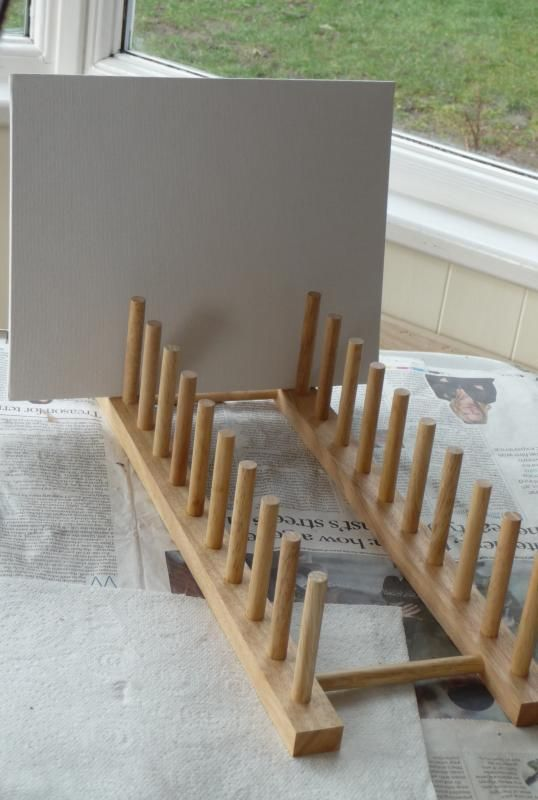Drying Rack For Oil Painting Wetcanvas Artsy Fartsy In