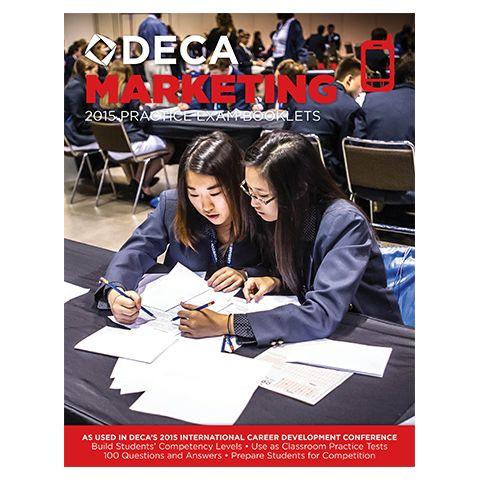 2015 Career Cluster Exams - Digital Download | DECA Images