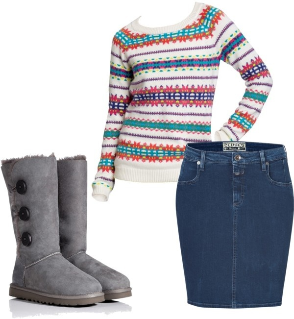 """Christmas Sweater"" by hannahtay96 ❤ liked on Polyvore"