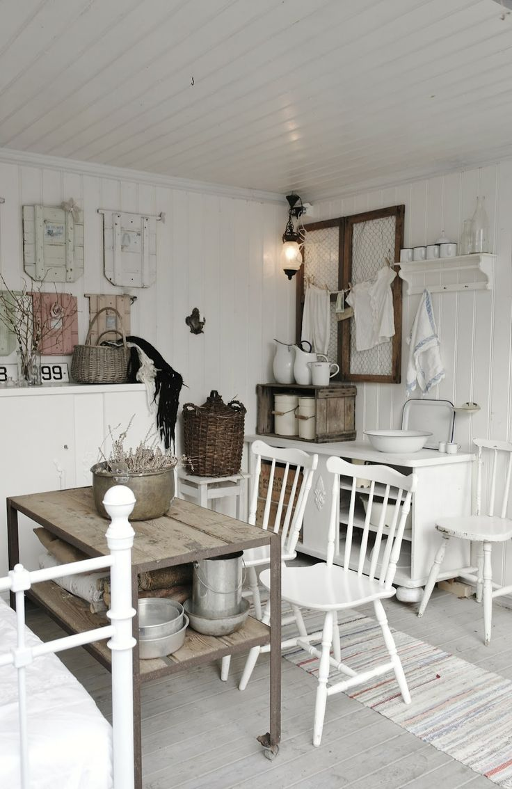 vintage inspired interior upcycle vintage thrift clean white with a mix of. Black Bedroom Furniture Sets. Home Design Ideas