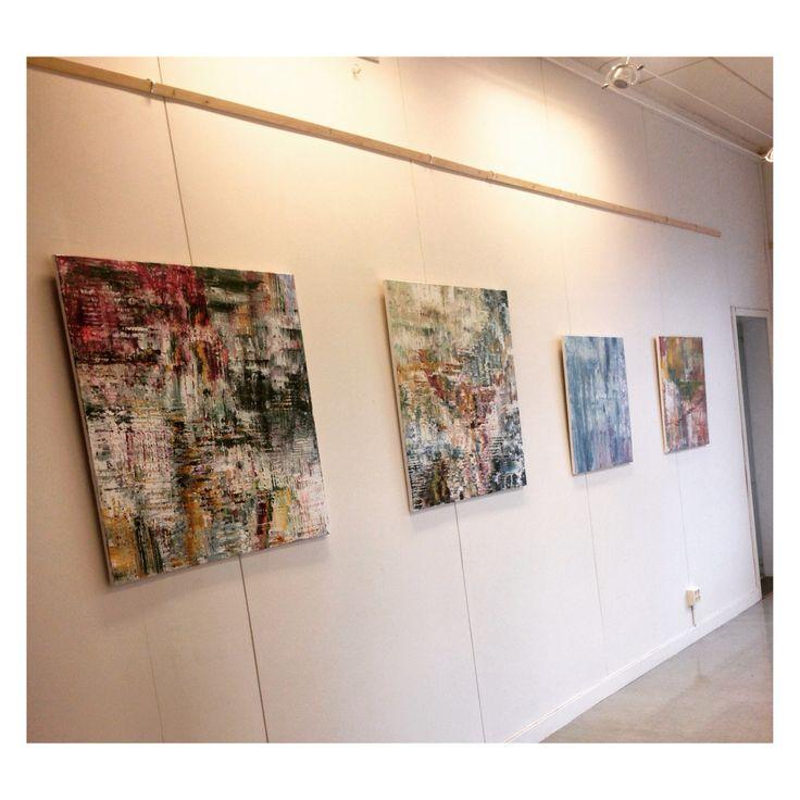Exhibition at Galleri Graninge