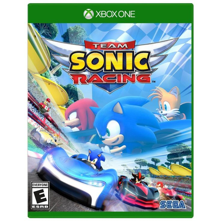 Team Sonic Racing Xbox One In 2020 Xbox One Games Xbox One Sonic