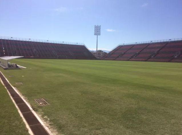 Veja novas fotos do reformado estádio da Ilha casa rubro-negra para o Brasileirão
