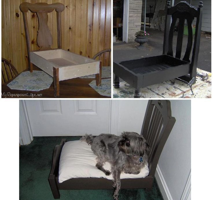 pet bed furniture. recycle old chairs into pet beds bed furniture