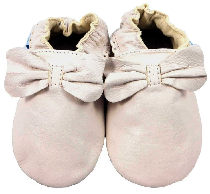 Rock Star Ballet Leather Baby Shoes Pink 6-12 Months DQ0s99ve2P