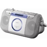Sony CFD-E100 Portable CD Radio Cassette Recorder (Electronics)By Sony