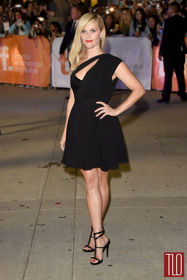 Reese Witherspoon - Wild Movie Premiere // words cannot express how much i love this look. dress, shoes, hair, makeup… killing it. killing it dead.