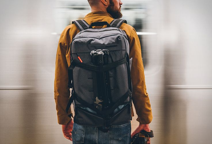 Manfrotto Manhattan Camera Backpack | Image