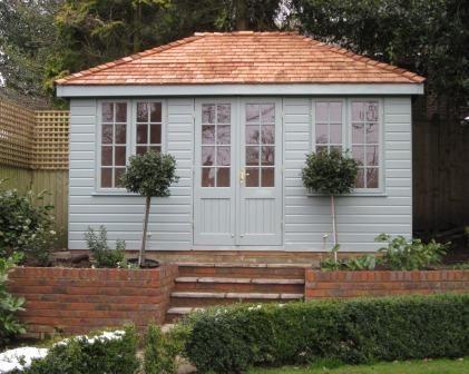 3.0 x 4.2m Cley Summerhouse