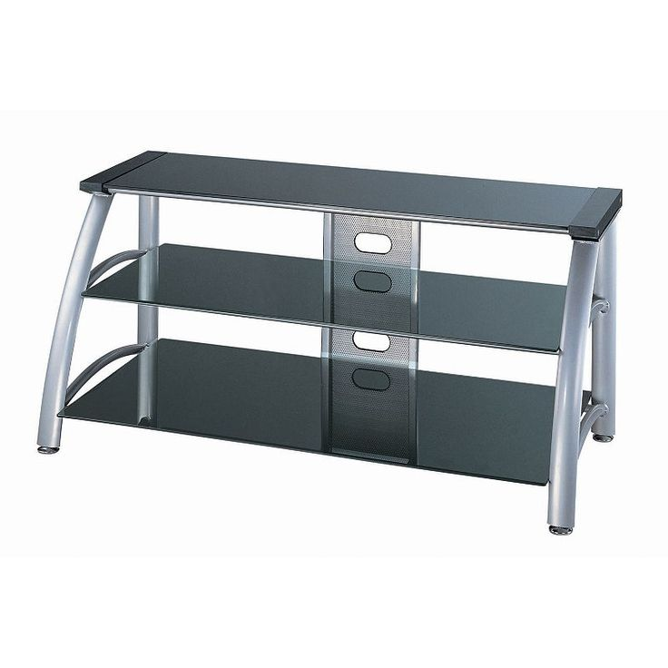 Arch 3-Tier TV Stand, Multicolor
