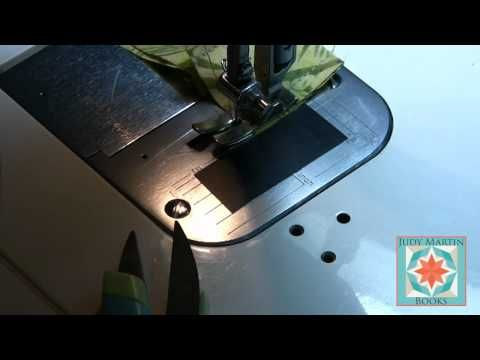 Quilting Tutorials - The Perfect Seam Allowance