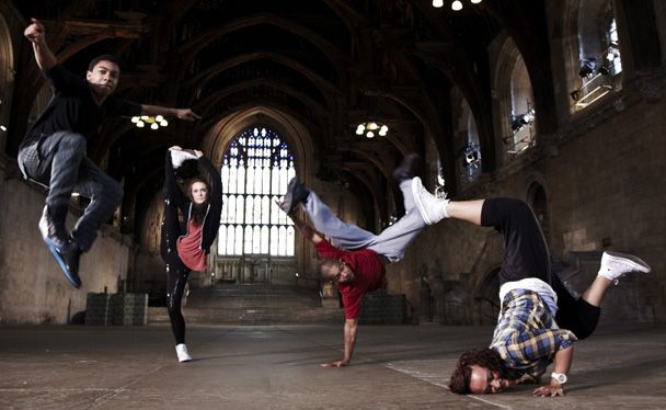 Visit somewhereto_: connecting 16-25s across the UK with spaces to do the things they love within arts, culture & sport.