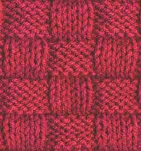Knitting Stitches Weaving : 17 Best images about Stitch Patterns on Pinterest Cable, Moss stitch and St...