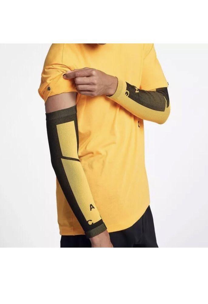 Nike Acg Arm Sleeves Men S Size L Xl Nikelab Aj3848 845 New Acg Nike Armsleeves Mens Outfits Fashion Apparel