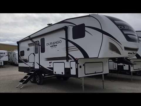 2016 New K Z Durango Gold 382mqb Fifth Wheel In Louisiana La
