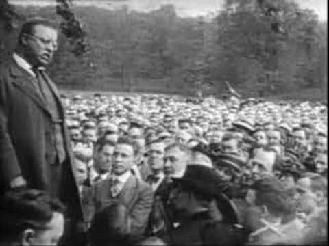 President Theodore Roosevelt on Liberty