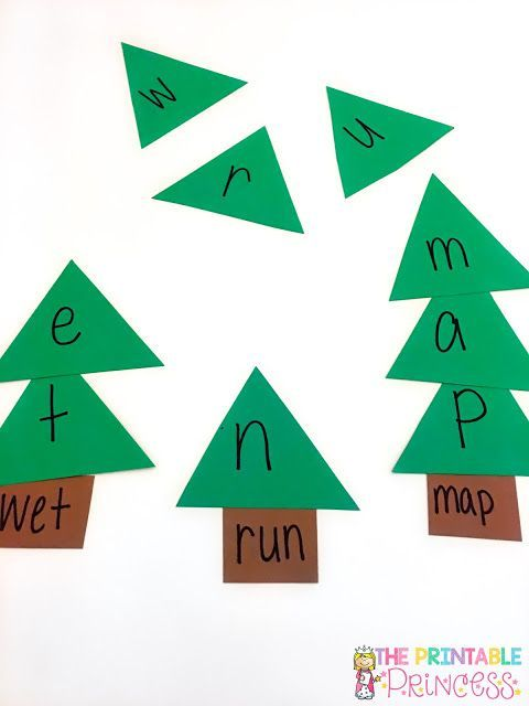 What a fun, cheap DIY sight word center for your preschool, Kindergarten, 1st, or 2nd grade classroom during the winter months! This one would be great for December or January!