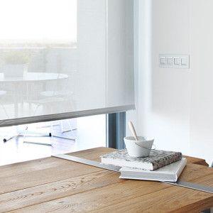 Paneeliverhot keittiöön - Artic Store #homedecor #kitchen #paneeliverho #whitedecor #interior #sisustus #finland #keittiö #verhot