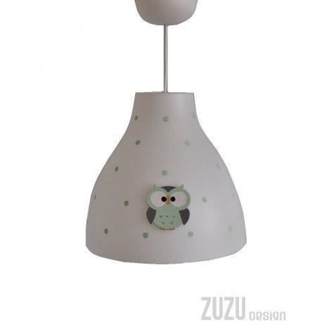 Lampa z sową