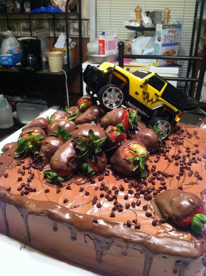 Mudder jeep-cake-jeep-cake …