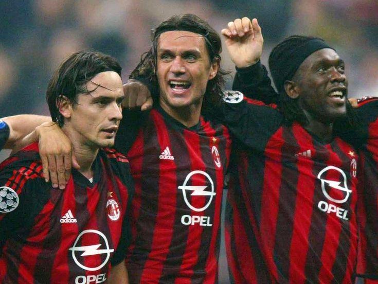Maldini Satu dari Beberapa Orang yang Tahu DNA AC Milan