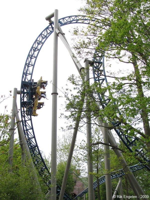 Anubis: The Ride | Plopsaland De Panne | Belgium de engste achtbaan die ik ooit heb gedaan!