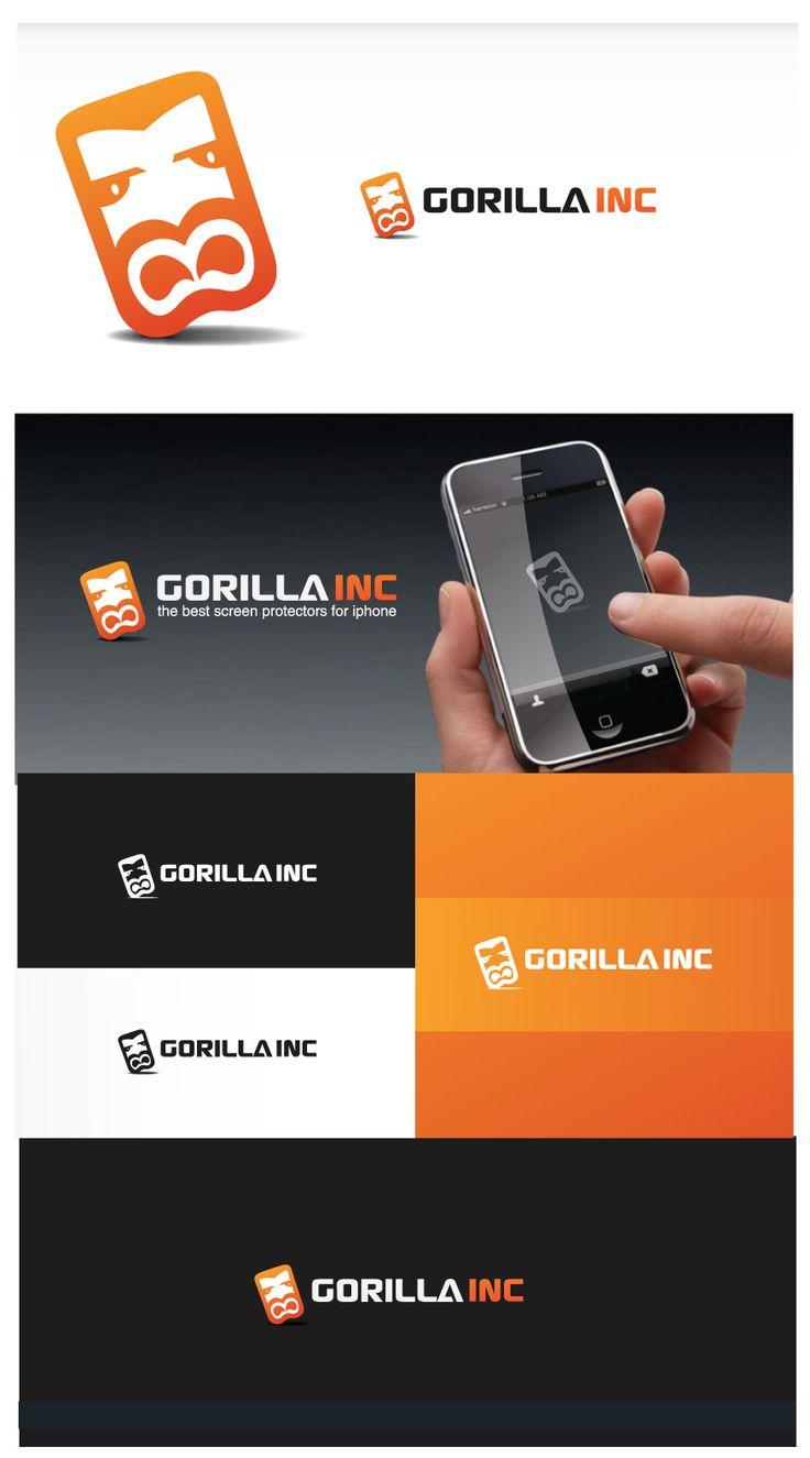 November 2011: Gorilla Inc logo by adisign09