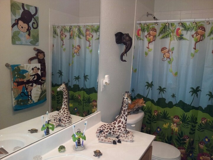 My baby bathroom...