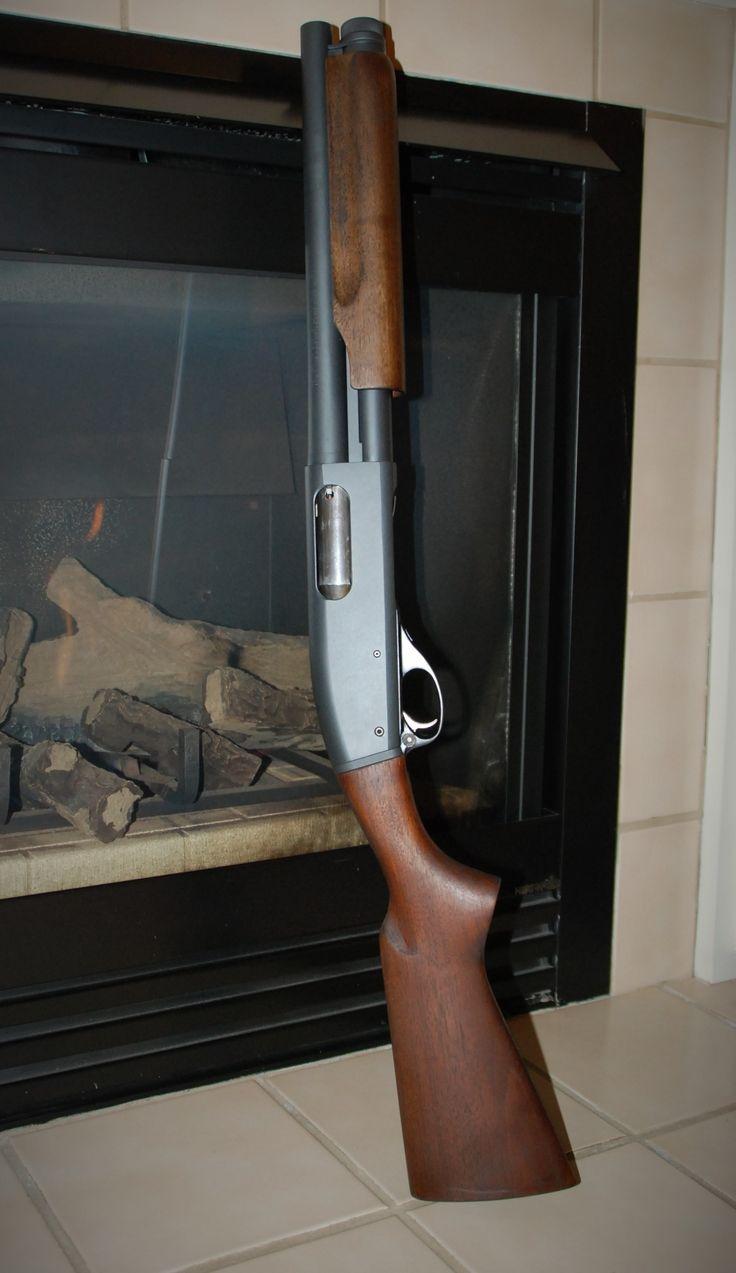 Custom #Remington 870 12