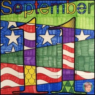 Remembering September 11th in the Classroom-- Every beginning of September I feel it start to weigh on my mind. How am I going to talk to my students about September 11th?