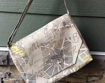 Paris Messenger Bag Purse