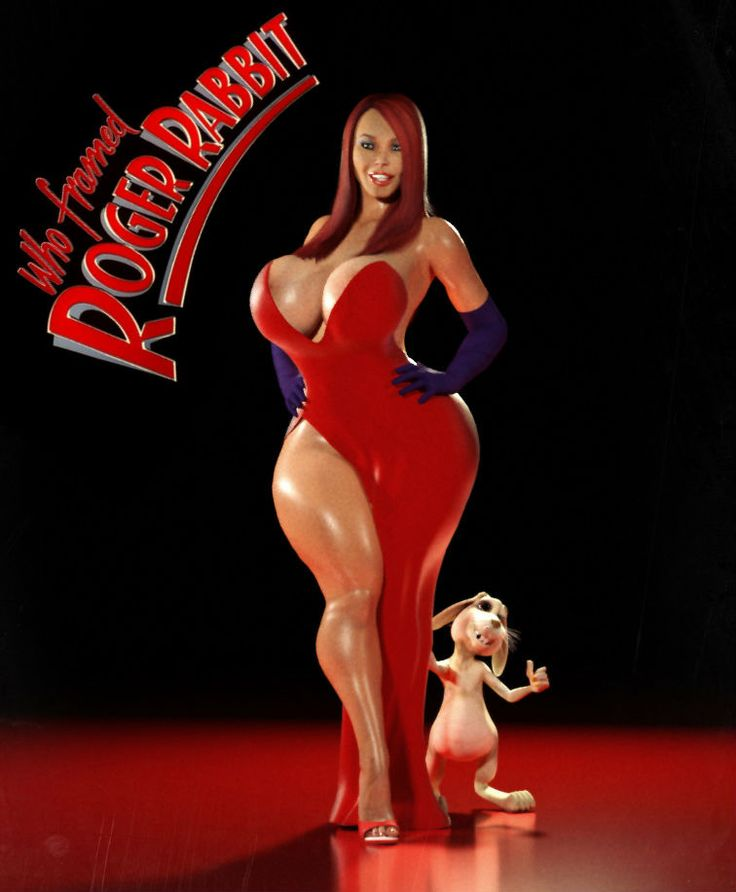 Jessica rabbit erotic