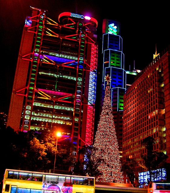 China~Christmas Lights in  sc 1 st  Pinterest & 135 best Cities at Night images on Pinterest | City lights Night ... azcodes.com