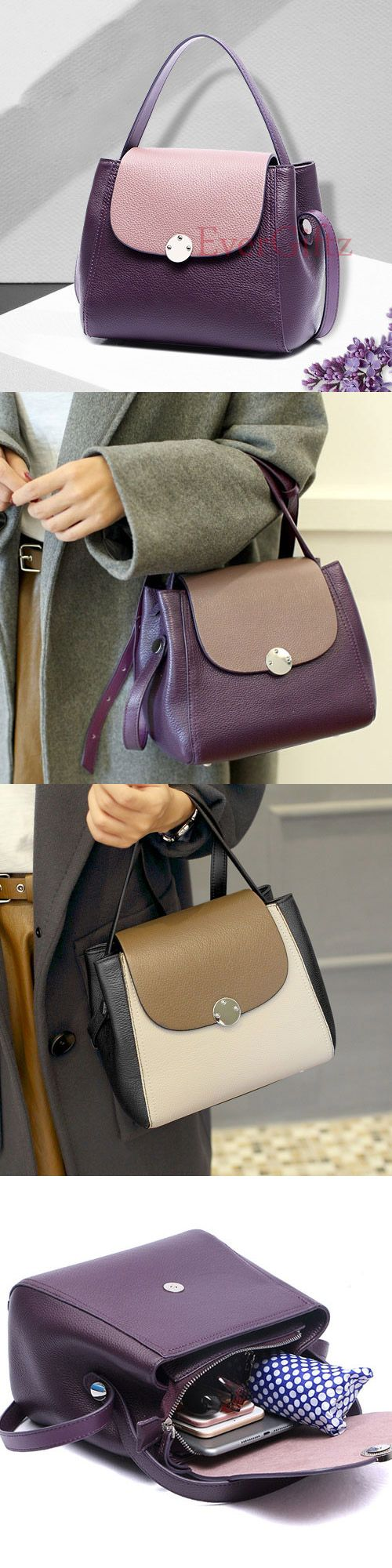 110 Best Bolsos Images On Pinterest Backpacks Fashion Handbags Nucelle Women Leather Purse Satchel Shoulder Bag Handbag Lock Gorgeous Glitter Elegant Blue Genuine Vintage Crossbody